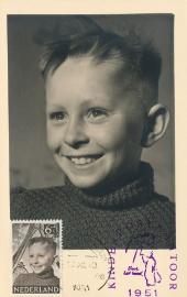 ® 1951 - CATA 575 Vissersjongen