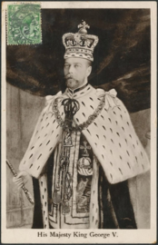 © 1914 - GREAT BRITAIN ********* King George V