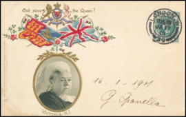© 1901 - GREAT BRITAIN ********* Queen Victoria