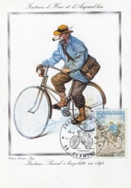 1972 FRANCE - Cycling