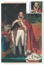 þþþ - Huwelijk Koning Willem I