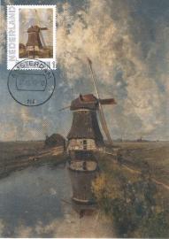 FS016 Rijksmuseum Paul Gabriël Windmill