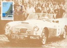 1984 PORTUGAL - MADEIRA Rally Car racing