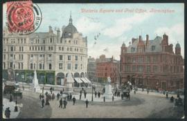 © 1907 - GREAT BRITAIN ********* King Edward VII