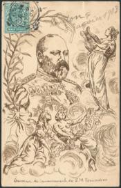 © 1903 - GREAT BRITAIN ********* King Edward VII