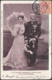 ® 1904 - CATA 60 Koningin Wilhelmina