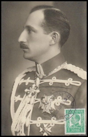 © 1936 - BULGARIA King Boris III