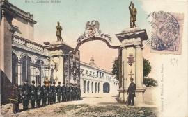 © 1920 - MEXICO Heraldic eagle Coat of arms