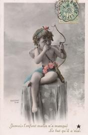 © 1907 - FRANCE Angel