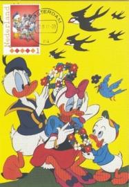 DD035 - Comics Donald Duck Stripverhaal