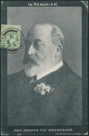 © 1910 - GREAT BRITAIN ********* King Edward VII