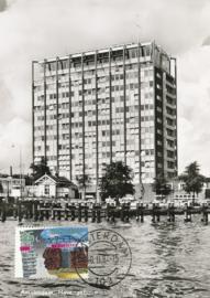 ® 1987 - CATA 1368 Modern flatgebouw