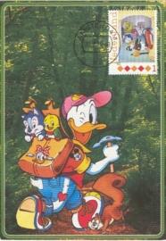 DD027 - Comics Donald Duck Stripverhaal