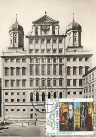 ® 2000 CATA 1877b Stadhuis in Augsburg