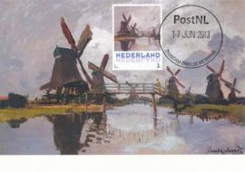 þþ - 2013 Monet Windmills in the Westzijderveld