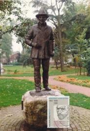 ® 1990 - CATA 1442 Vincent van Gogh Standbeeld Nuenen
