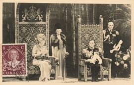 ®® 1948 - NVPH 198 CURAÇAO Koningin Juliana