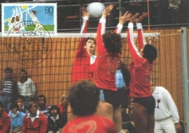 1982 GERMANY - Volleyball