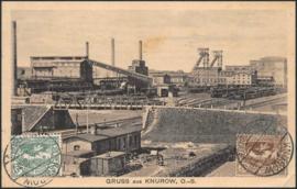 © 1921 - Upper Silesia - Knurów