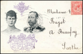 © 1915 - GREAT BRITAIN ********* King George V