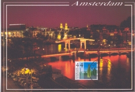 2006 NETHERLANDS Amsterdam Meagre bridge