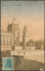 © 1913 - GERMAN REICH - Figure of the Germania
