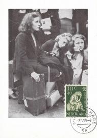 ® 1960 - CATA 737 Vluchtelingen