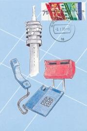 ® 1989 - CATA 1420 Communicatie