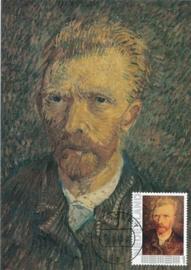 PG012 Van Gogh Self portrait 1888
