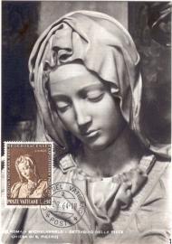 1964 VATICAN - Michelangelo Pieta