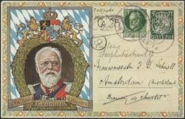 © 1914 - BAVARIA King Ludwig III