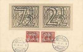 ® 1940 - CATA 356a Traliezegels