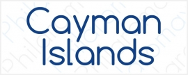 Cayman Islands >>>>>>>>>>>>