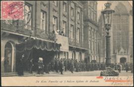 ® 1910 - CATA 60 Koningin Wilhelmina