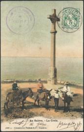 © 1906 SWITZERLAND Cross