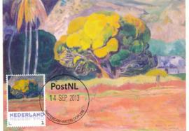 þþ - 2013 Gauguin At the Foot of a Mountain