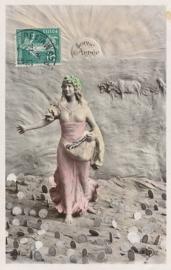 © 1908 - FRANCE - La Semeuse