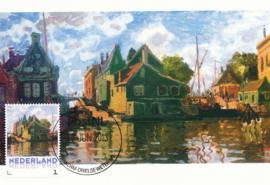 þþ - 2013 Monet Canal in Zaandam