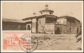 © 1930 - SPAIN - Monastery Huelva