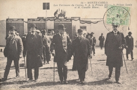 © 1914 - MONACO Prince Albert I