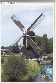 MOOI NEDERLAND 2007 - Leerdam Molen ter Leede