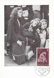 ® 1960 - CATA 736 Vluchtelingen