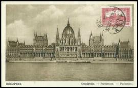 © 1925 - HUNGARY Budapest Parliament