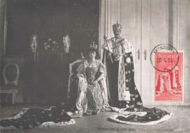 1956 NORWAY - 50 years Reign King Haakon VII