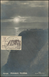 © 1931 - NORWAY Cape North Nordkapp