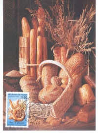 1992 FRANCE - Bread