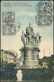© 1912 - HUNGARY Hungarian crown