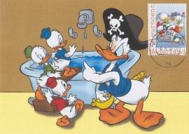 DD004 - Comics Donald Duck Stripverhaal