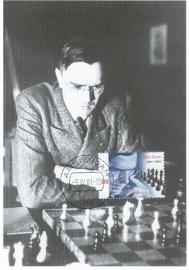 2001 NETHERLANDS Max Euwe - Chess