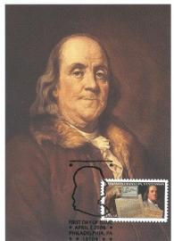 2006 USA - President Franklin